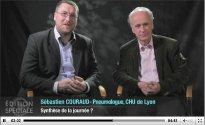 Synthèse de la journée (B. Milleron et S. Couraud)
