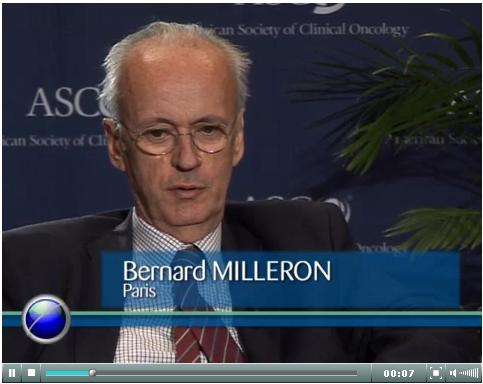 Medical Congress, ASCO 2010 - Vidéo de Bernard Milleron