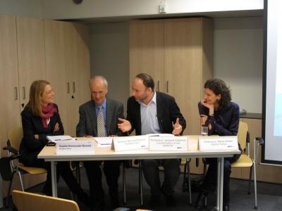 Conférence de presse IFCT
