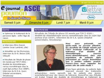 La Lettre du Cancérologue 06-06-2010