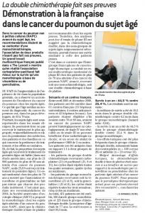 Quotidien du Médecin 19/09/2011