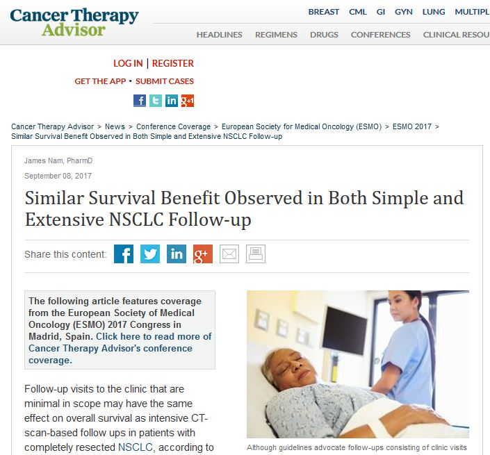 cancer therapy advisor 2