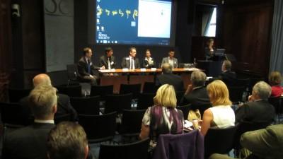 Colloque franco-britannique sur la recherche clinique